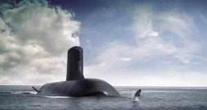 Royal Australian Navy Attack-class submarine