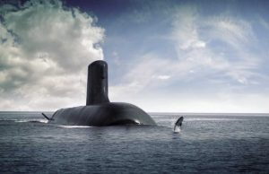 Royal Australian Navy Attack-class submarine