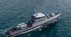 Senegal Armed Forces OPV 58 S