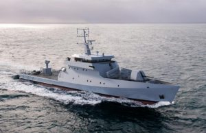 Senegal Navy OPV