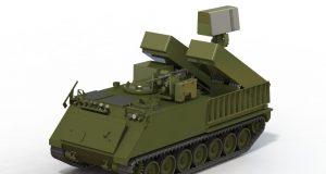 Norwegian Army Mobile Ground Based Air Defence System