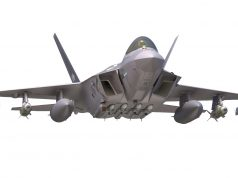 KF-X with Meteor air-to-air missile