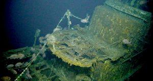 Submarine USS Grayback