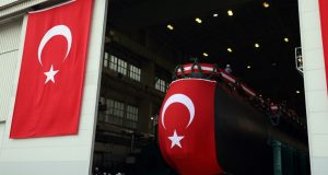 Type 214 submarine TCG Reis