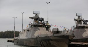Hamina-class missile boat