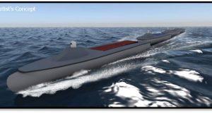 DARPA Sea Train illustration