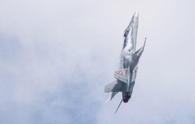 Swiss Air Force F/A-18C