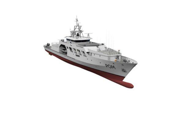 POM vessel design