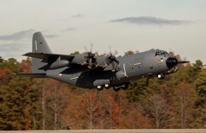 French Air Force Super Hercules refueler