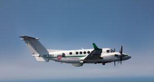 King Air MPA