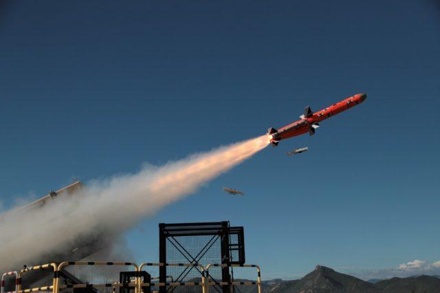 Marte ER anti-ship missile