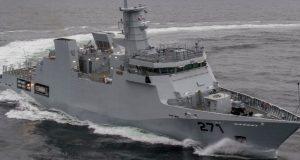 Pakistan Navy OPV Yarmook