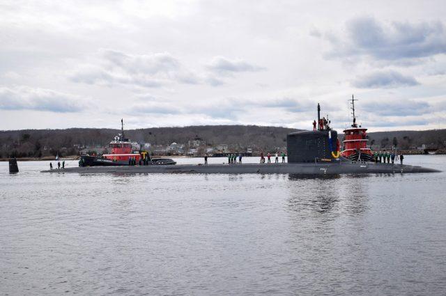 USS Colorado