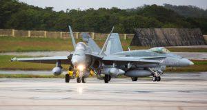 Hornet aircraft
