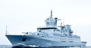 F125 frigate Nordrhein-Westfalen