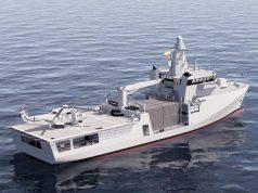 Ecuadorian Navy patrol vessel
