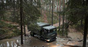 Scania 4x4
