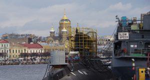 Project 636.3 submarine Volkhov