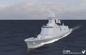 Ulsan-class Batch III