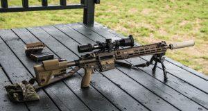 Compact Semi-Automatic Sniper System