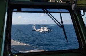 Royal Australian Navy MH-60 Romeo helicopter