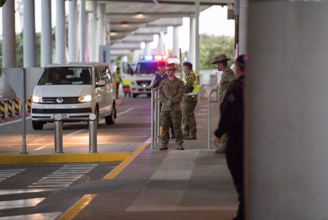 Australian Army Reservists