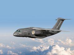 C-390 Millenium medium airlifter