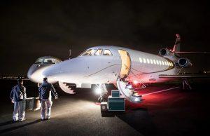 Dassault Aviation Falcon jets