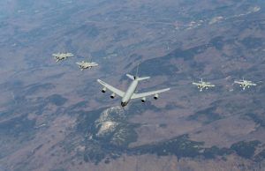 US Royal Canadian Air Force cooperation