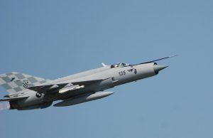 Croatian Air Force MIG-21