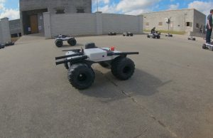 OFFSET drone swarm