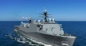 USS Harrisburg (LPD 30)