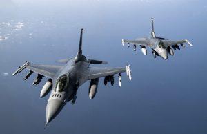 F-16 Fighting Falcons Bulgaria