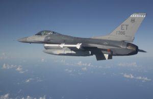 JASSM-ER on F-16