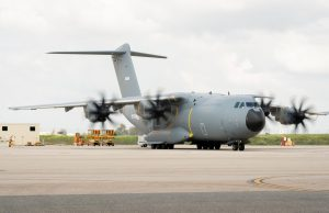 Luxembourg Armed Forces A400M