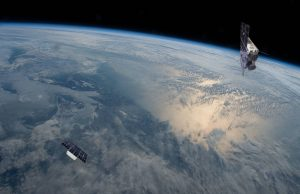 Nano satellites Birkeland and Huygens