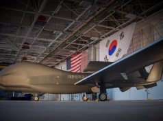 Republic of Korea Air Force Global Hawk