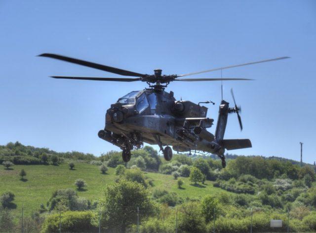 AH-64 Apache helicopter Philippines