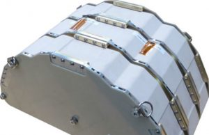 Dry combat submersible battery