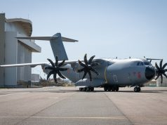 Belgian Air Force A400M