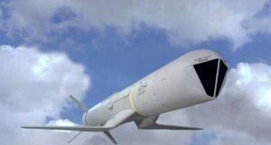 SLAM ER missile