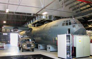 C-130J fuselage trainer