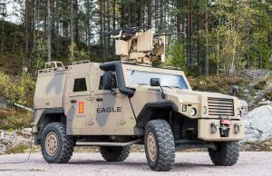 Protector remote weapon station