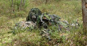 Finnish sniper