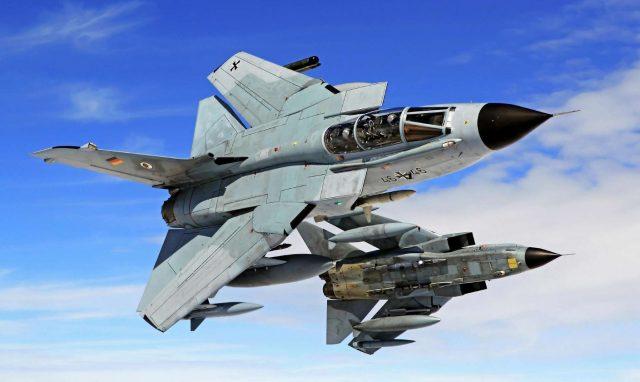 PA-200 Tornado aircraft