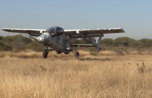 Bronco II aircraft