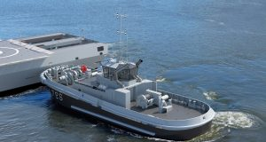 Future French Navy tug