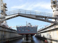 Project 22350 frigate Admiral Golovko