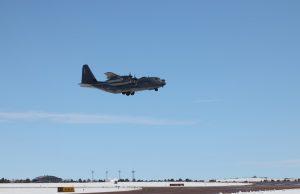 US AFSOC MC-130J aircraft