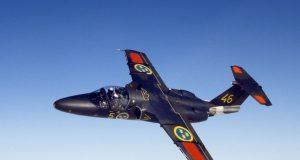 SK 60 training aircraft